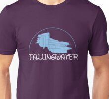 Fallingwater/ Disney //colours// Unisex T-Shirt