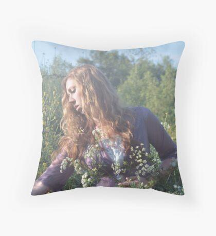 Katie's World #9 Throw Pillow