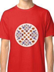 Mandala beep geek II Classic T-Shirt