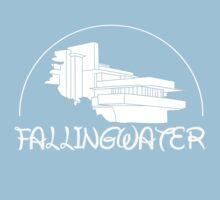 Fallingwater/ Disney Kids Tee