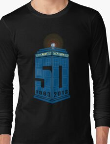 Who's turning 50 Long Sleeve T-Shirt