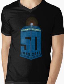 Who's turning 50 Mens V-Neck T-Shirt