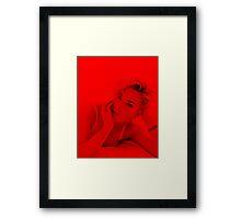 Kate Winslet - Celebrity Framed Print