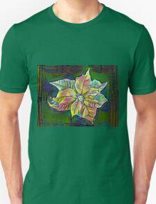 Poinsettia Art Unisex T-Shirt