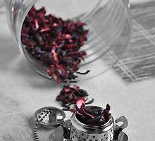Tea time by Denitsa Prodanova