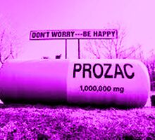 prozac nation? by foolperiod