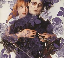 Edward Scissorhands by dcmlsnddllrs
