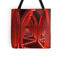 The Road to Hell is Paved with Good Intentions Tote Bag