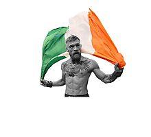 Conor McGregor UFC Fighter Irish Photographic Print