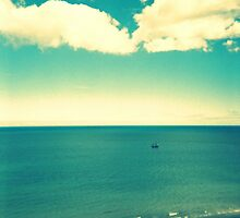 The North Sea by EarthandSky