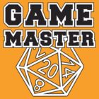 Game Master t-shirt by Tee NERD
