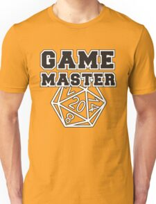 Game Master t-shirt Unisex T-Shirt