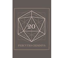 The perfect D20 Photographic Print