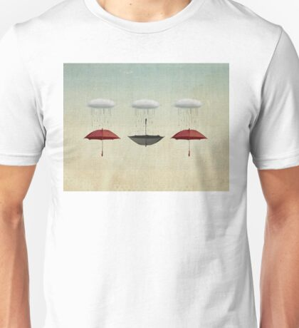 the black umbrella T-Shirt