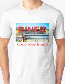 Good Food Inside! T-Shirt