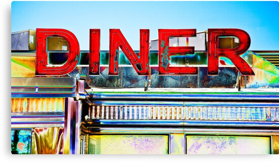 Diner Redux by pjphoto181