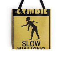 Allert Zombie Tote Bag