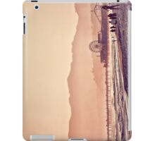 Santa Monica Beach iPad iPad Case/Skin