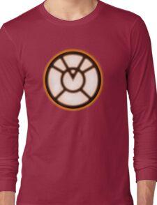 Orange Lantern Corpse - Greed!  Long Sleeve T-Shirt