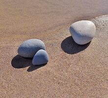 Peace Pebbles by Kathilee