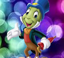 Jiminy cricket by forester98