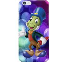 Jiminy cricket iPhone Case/Skin