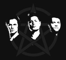 Three-man job ( Supernatural ) 2 by AutumnIsComing