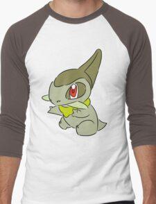 Axew Men's Baseball ¾ T-Shirt