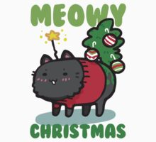 Meowy Christmas by Look Human