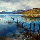 'West Loch Tay' by fi-ceramics