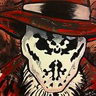 Rorschach  by colorblind