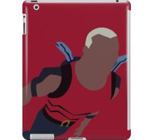 Aqualad Minimalism iPad Case/Skin