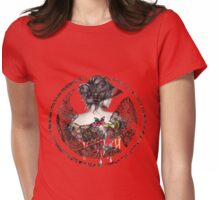 The Hunger Games. Womens Fitted T-Shirt