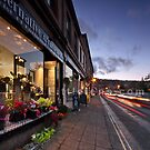 Ramsbottom High Street by Sarah Davies