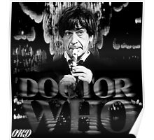 Doctor Who 50th Anniversary - Second Doctor Poster