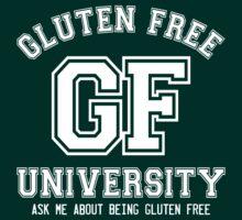 Gluten Free University by GlutenFreeTees