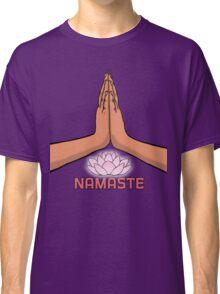 Namaste 1 Classic T-Shirt
