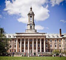 Old Main, Pennsylvania State University by Ben Kimble