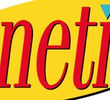 Nineties: Seinfeld Style Sticker