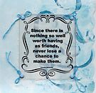 Since There Is Nothing ..... Quote Page by Sandra Foster