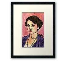 Lady Mary Framed Print
