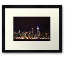 ESB and Company Framed Print