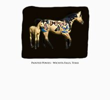 Painted Ponies - Wichita Falls, Texas Unisex T-Shirt