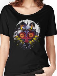 Power Behind The Mask Women's Relaxed Fit T-Shirt