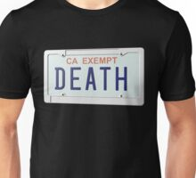 Government Plates by Death Grips Unisex T-Shirt