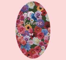 femme flowers by skyekathryn