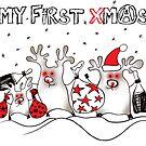 My First Christmas by Tatiana Ivchenkova