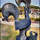 "Sculpture by the Sea 2013 - Subodh Kerkar ""Chicken Cafreal"" by andreisky"
