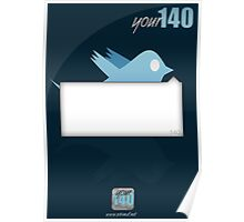 Your140 Tweet Box Poster