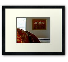 A Touch of RED   ^ Framed Print